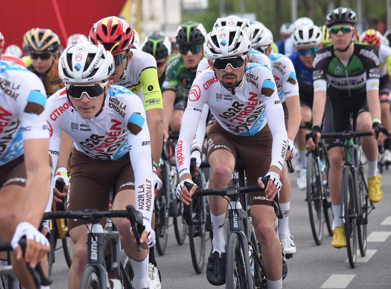 Calendrier Course Cycliste Professionnel 2022 Paul Lapeira et Valentin Paret Peintre passeront professionnels en